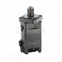 Distribution hydraulic motor OMSY 250 motor for drill excavator