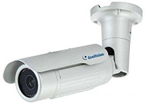 Geovision GV-BL120D IP Bullet Camera, H.264, 1.3M, Low Lux D/N