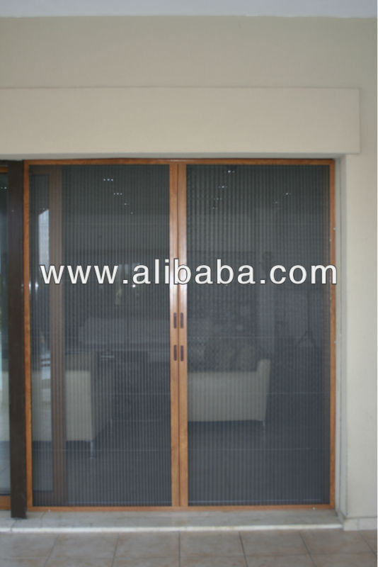 Plisse Window Door Screen