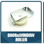 Sliding window roller wheels/Aluminium window roller