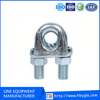 Jk Steel Guy Clip / Steel Wire Rope Clamp / Loop Clamp / Cable Clip ...
