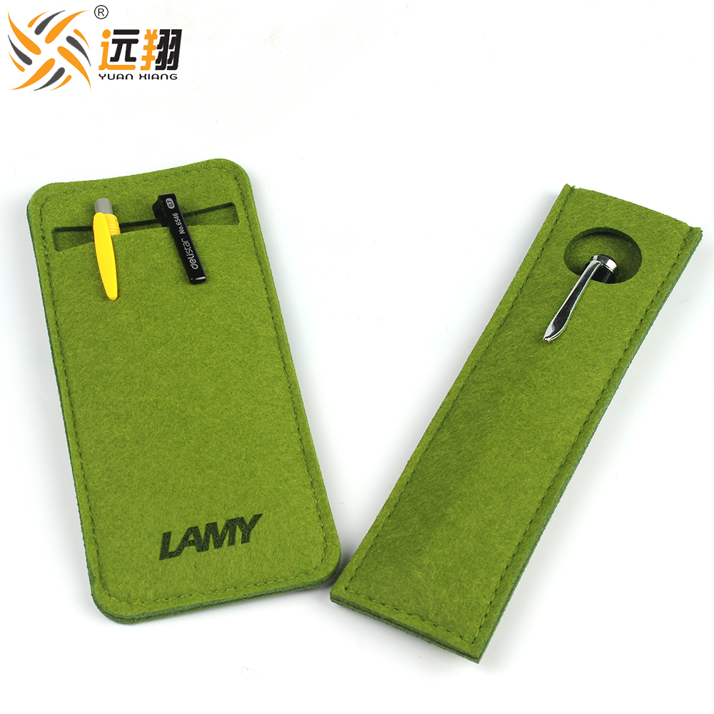 Hot Sale Product 100% polyester Quality felt pen cases