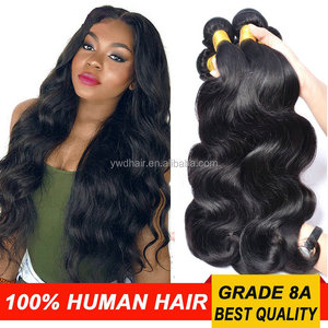 unproessed brazilian body wave hair weft distributor opportunities