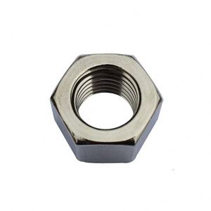 Factory price m58 m62 m64 hex nut