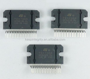 Amplifier Ic Tda7388 Amplifier Ic Tda7388 Suppliers And