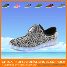 fashion footwear led running shoes
