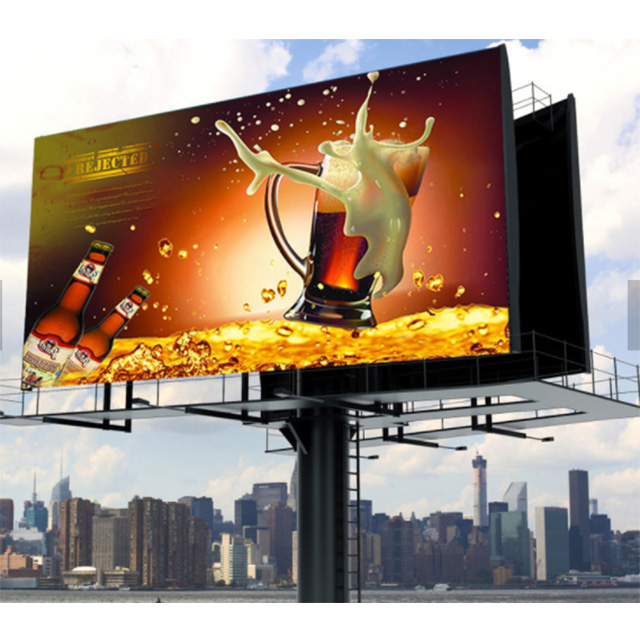 High Brightness Outdoor led <strong>screen</strong> p6mm HD Video Big Advertising LED TV Wall Price In Korea