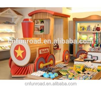 Creative Design Car Showroom Furniture Car Model Toy Display Case