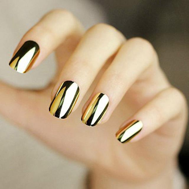 Gold Black Nail Art Wholesale Black Nail Art Suppliers Alibaba
