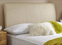 waterproof fabric cream bed