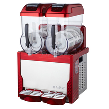 Three tanks 15L*3 granita syrup slush ice machine