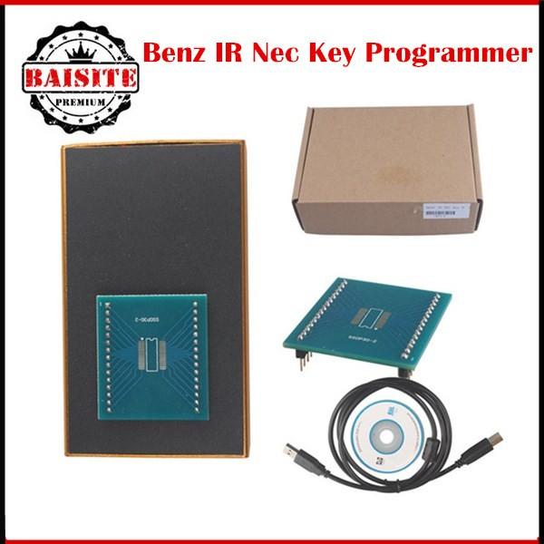 2016 New Arrival m-ercedes b-enz nec key programmer for b-enz IR NEC Key Programmer with high quality