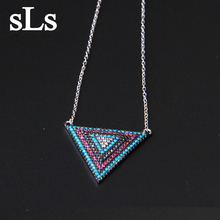 Most Popular Antique Accessories 925 Sterling Silver Necklaces For Womens Jewellery