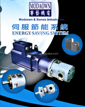 220v Injection molding machine used magnetic motor driver motor pump