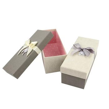 Gift box with bow Decorative Exquisite Long Thin Color Paper Cardboard Gift Boxes With Bow Tie Alibaba Exquisite Long Thin Color Paper Cardboard Gift Boxes With Bow Tie