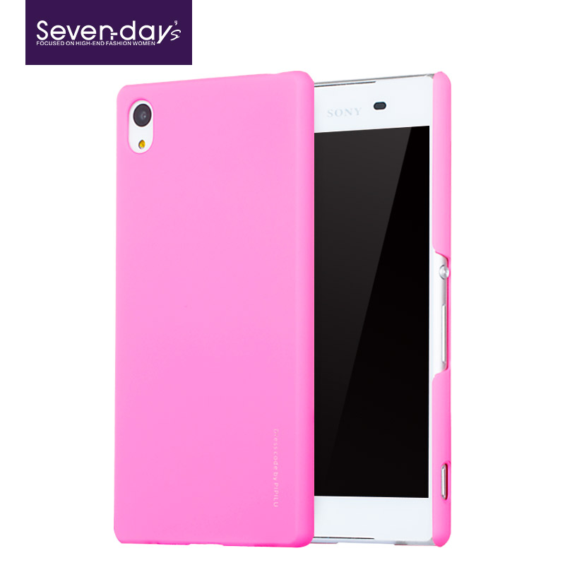 For Speria C4 Back Cover, PC Bumper Case For Sony Xperia C4