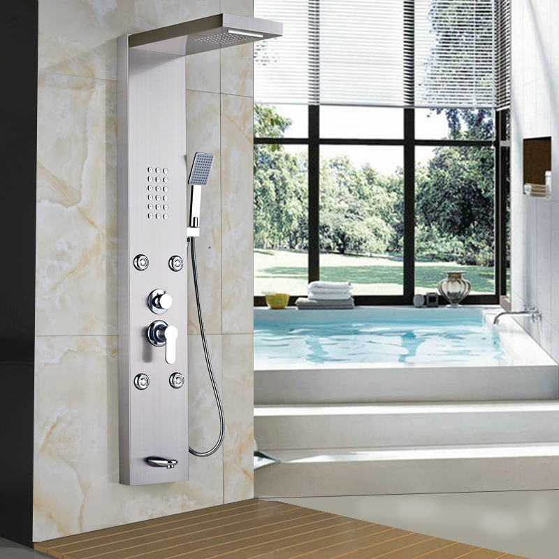 China Jet Massage Shower, China Jet Massage Shower Manufacturers and ...