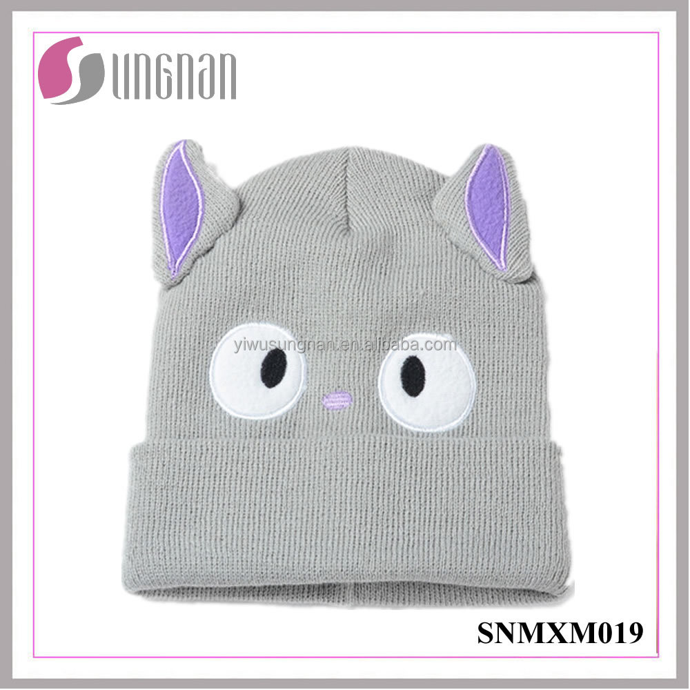 Мультфильм шапка кот