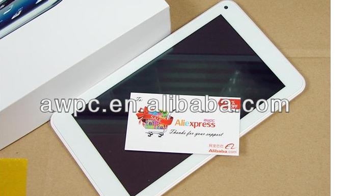 AWPC MR709 BEST SELLING NEW ARRIVAL BEST PRICE 7inch DUAL CORE PAD