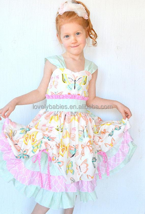 Cute Ruffle Dresses