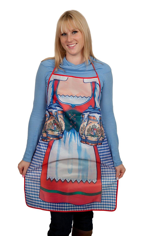 Oktoberfest Apron Bavarian Waitress