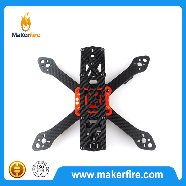 In stock promotion drone frame Martian II RX220 QAV210 etc (4MM)