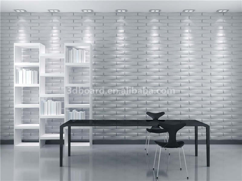 Modern stone wall panels decorative 3D board 3d wall art made in China