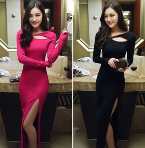 Trade Assurance So Sexy long women dress ladies dress Split long skirts 2015 latest ladies skirts