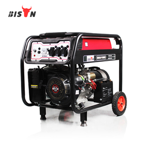 BISON(CHINA) gasoline generator ohv 6500 with EURO5 13hp gasoline engine