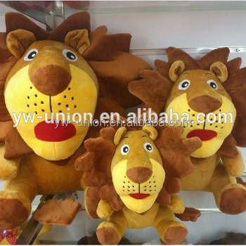 4ac1f5150f47 Wild animal stuffed lion toy , best selling toys plush lion soft ,animal  alley stuffed