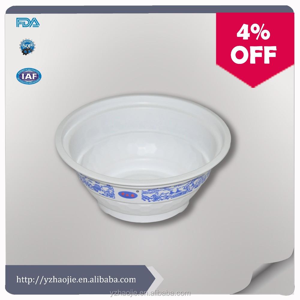 Disposable Plastic Bowl/disposable Plastic Salad Bowl ...