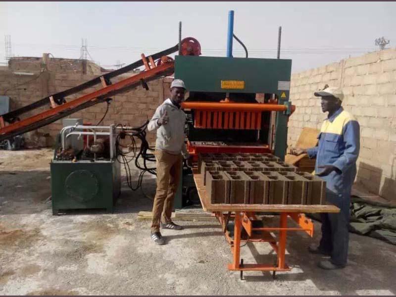 China Top Band Shengya Concrete Paver Block Machine Price