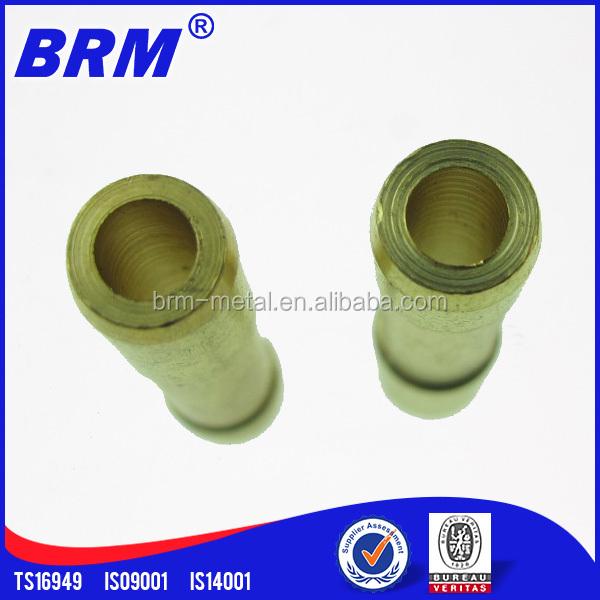 CNC Parts Zinc Alloy Automotive Oil/Gas System