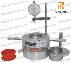 soil testing KO consolidation apparatus (include pull rod)