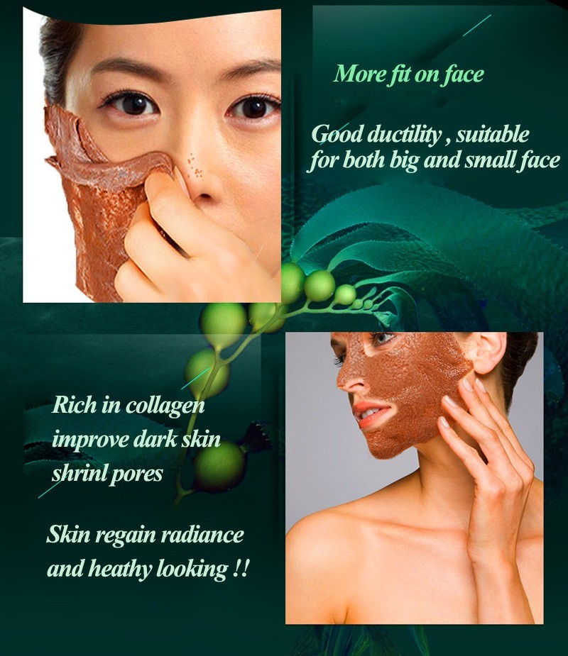 Rolanjona seaweed facial mask powders