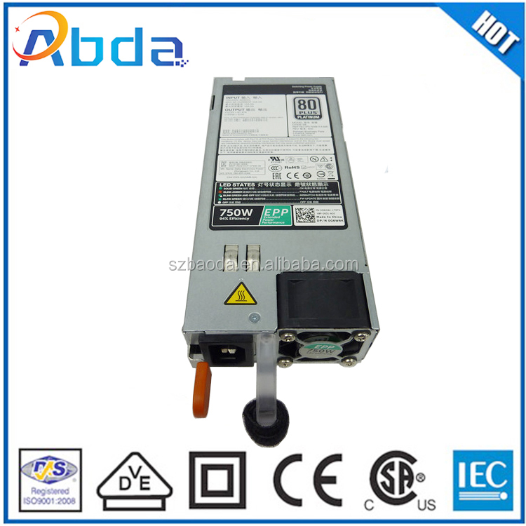 750w 5rhvv 05rhvv Power Supply For Dell Poweredge R630 R730 R730xd - Buy  750w Power,Power Supply,05rhvv Power Product on Alibaba com