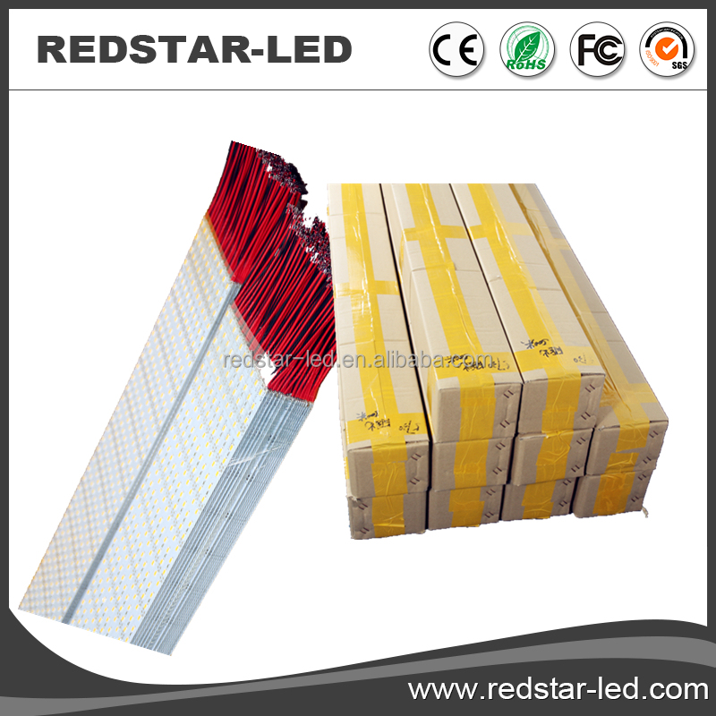 Led Net/ Curtain/matrix/lattice Type Linking Led Rigid Strip With Lens Backlight Strip For Light Box