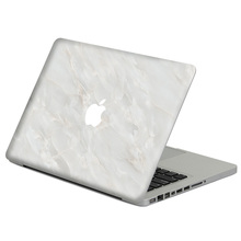 Wholesale Computer Accessories Decal for Macbook Marble Sticker for Mac Skins