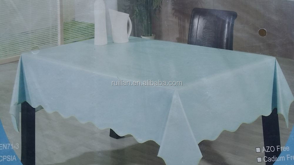 Vinyl Flannel Back Tablecloth, Vinyl Flannel Back Tablecloth Suppliers And  Manufacturers At Alibaba.com