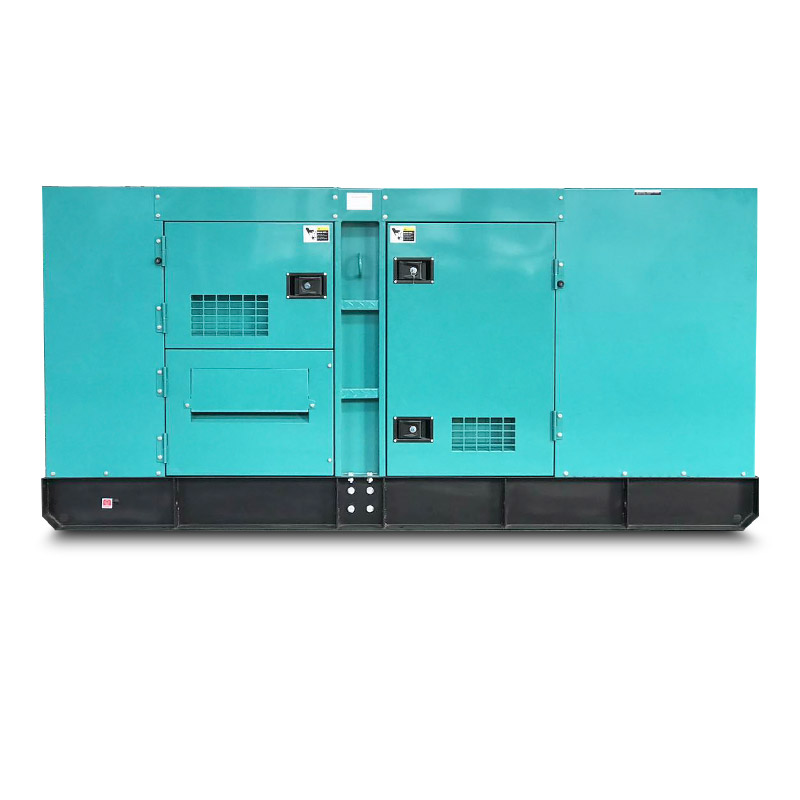 Silent type 150kva 50HZ diesel generator with automatic transfer switch