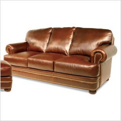 Classic Leather McGuire Leather Sofa