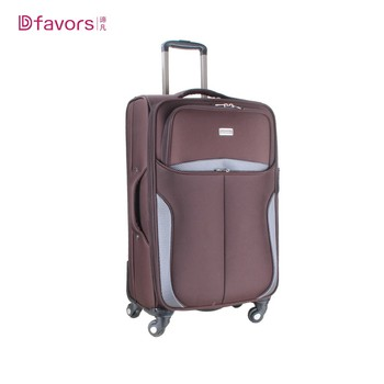 df1451294b32 New Product 4 wheels trolley polo city carry-on luggage with cheap luggage  set