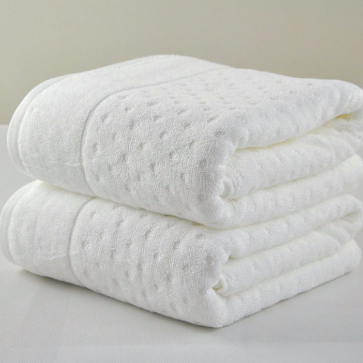 Supplier Hotel Soft Cotton Bath Towel Hand Towel