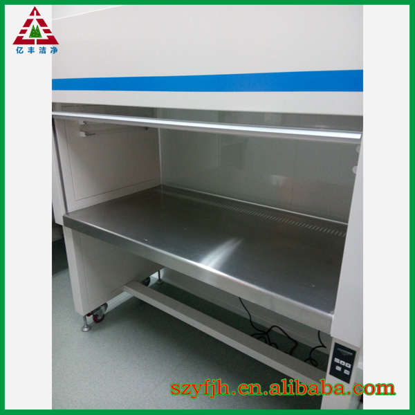 Clean Bench with Horizontal Laminar Flow