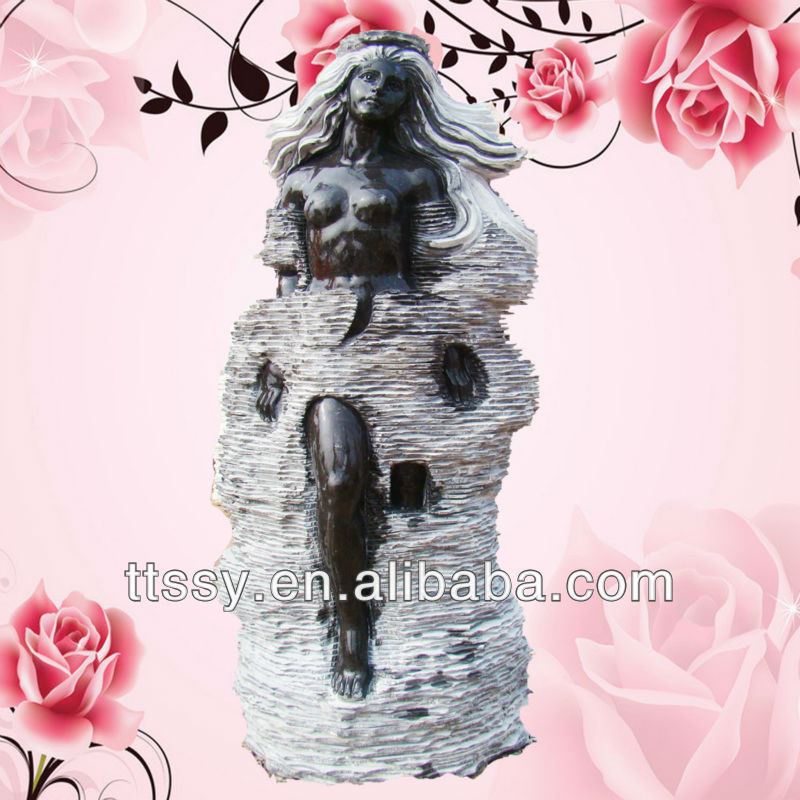 Marble water fountain wholesale