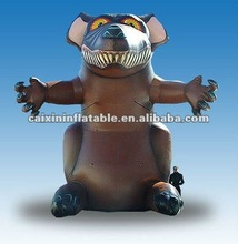 inflatable animal moscot Inflatable Rat, inflatable cartoon