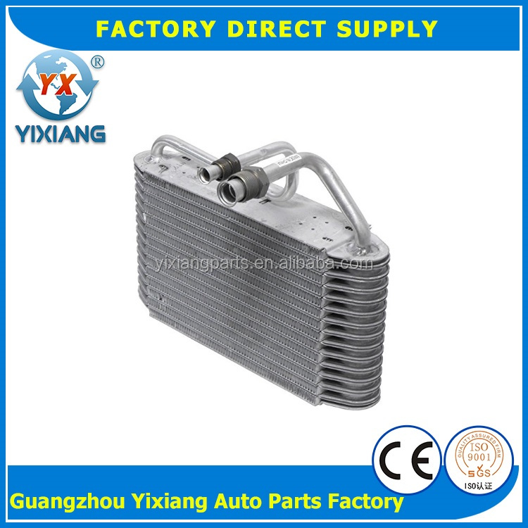 OE# 504798731 Car Air Conditioning Evaporator For Daewoo Cielo Racer