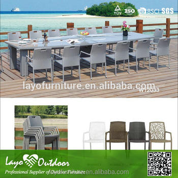 Factory Audit Passed Leisure Restaurant Table Chair Set Piece - Commercial table and chair sets