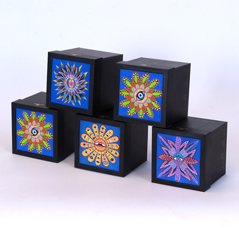 Innovative Elegant Birthday Small Square Gift Boxes For Ring Earring Unique Pattern Buy Unique Design Customized Cardstock Colorful Small Gift Favor