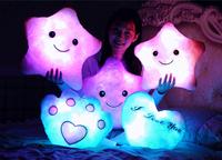 New Design Light Heart Emoji Pillow / Light Up Emoji Pillow For ...